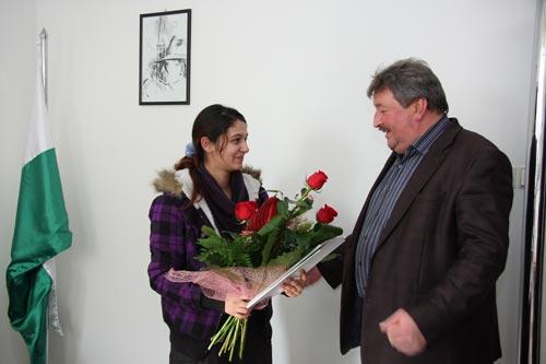 mamička Igora Stojku