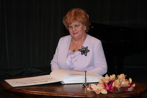 Mária Bartová